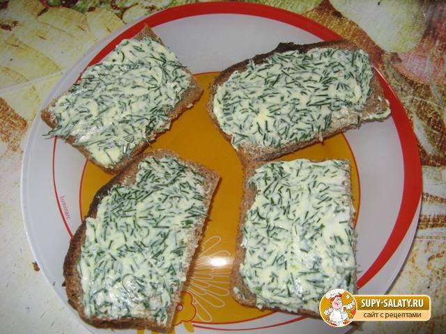 Полезные бутерброды в офис. Рецепты