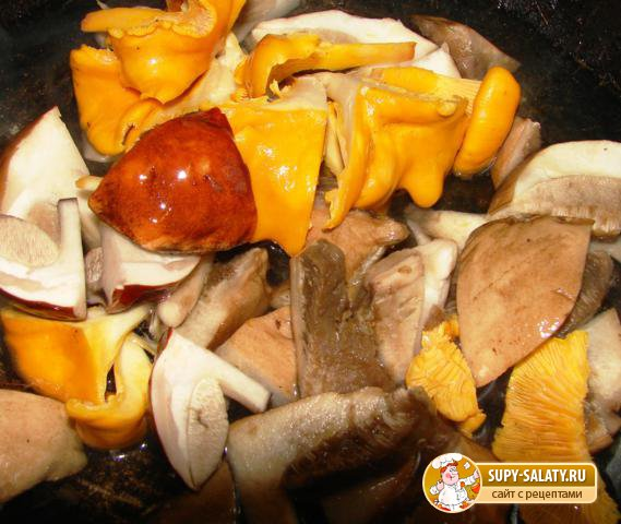 Вкусная икра грибная. Рецепт с пошаговыми фото