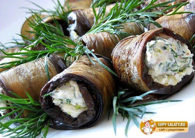 Блюда из сыра с синей плесенью