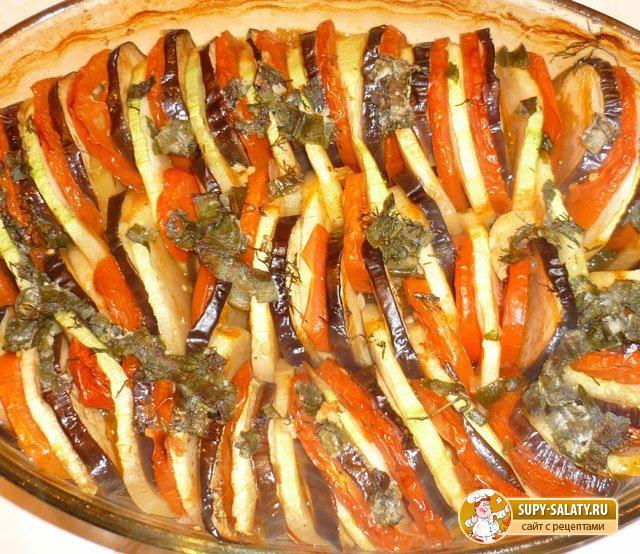 как приготовить баклажаны в духовке рецепты с фото