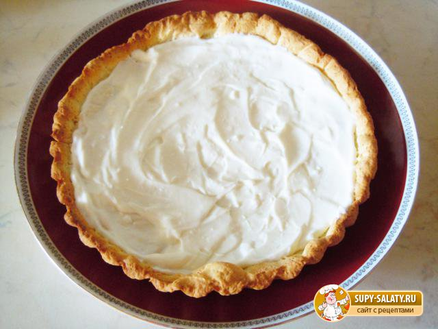 Как сделать торт со сливочным кремом 421