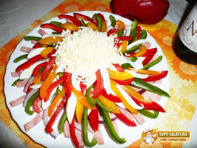 простые салаты на новый год 2013 рецепты с фото