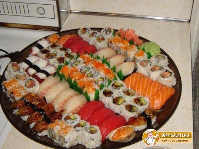 суши роллы с доставкой в омске