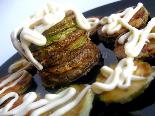 Как приготовить вкусный кабачковый торт