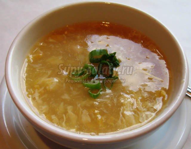 Суп с курицей рецепт