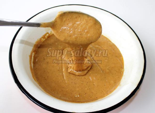 Пряное печенье с имбирем