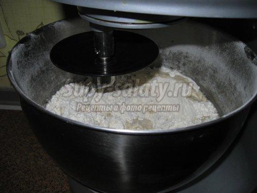 Домашний хлеб с тмином