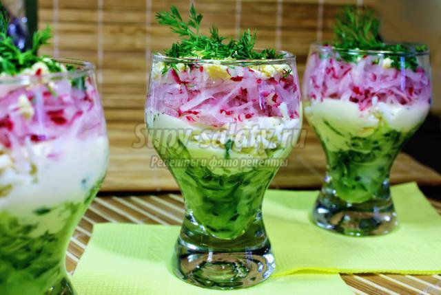 Разные салаты.  Рецепт салат дамский.  Простые рецепты на каждый день, рецепты.  Рецепты салатов с фотографиями.