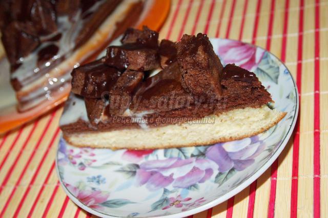 Чубчик кучерявый торт рецепт
