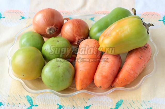 Томаты салат на зиму рецепт с фото