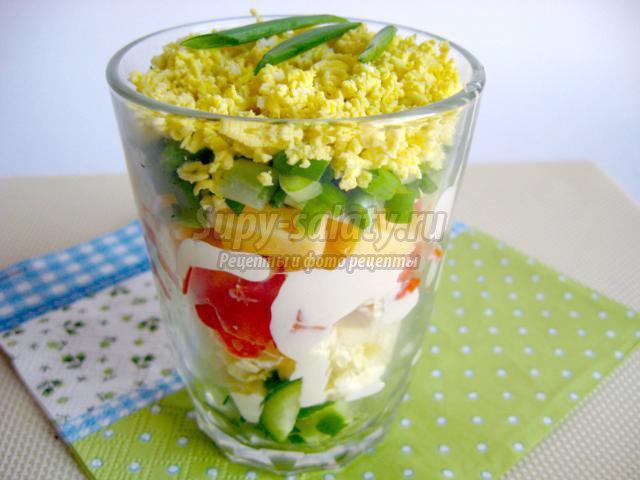 салат с пекинской капустой огурцами и помидорами рецепт