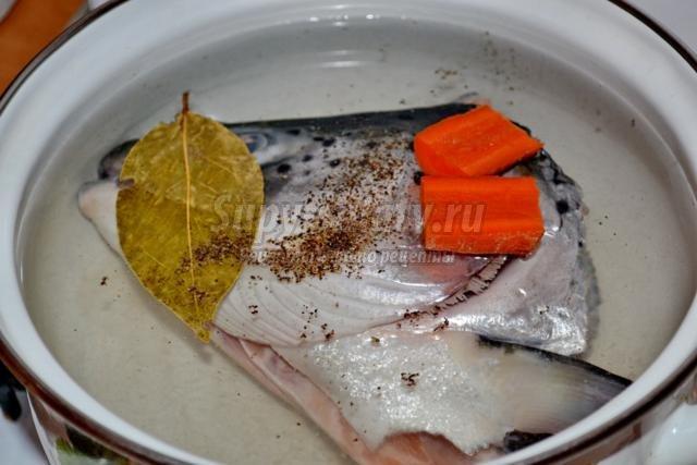 Норвежский суп стреской, пошаговый рецепт с фото
