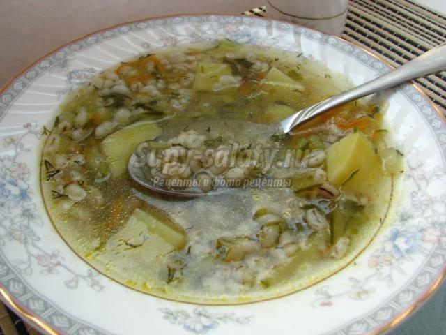 вкусный суп из белых грибов рецепт