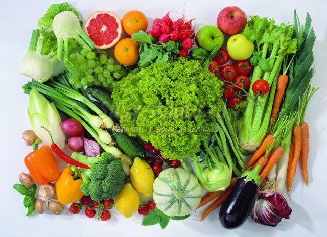 Как грамотно сочетать продукты в салате