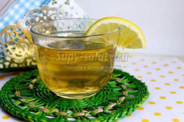 чай с изюмом, корицей и бадьяном