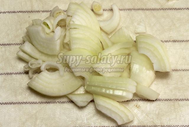 картофельное рагу с шампиньонами