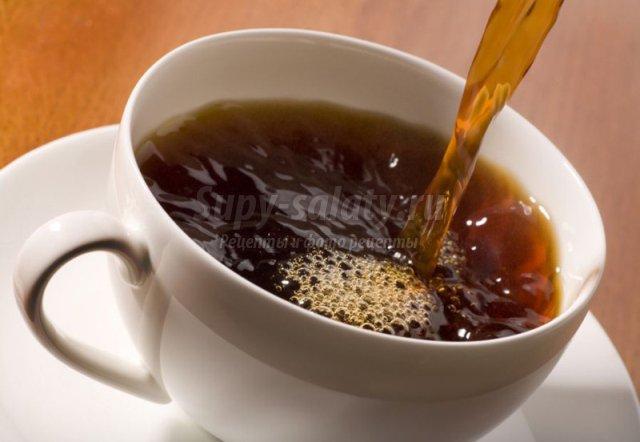 Пунш Шоколадно-кофейный бум