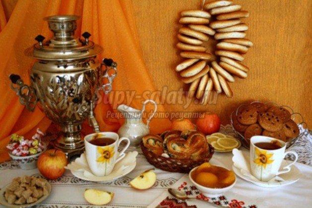 Творожное печенье с вишней