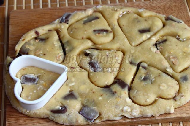 Фото рецепты с пошаговым из печенья