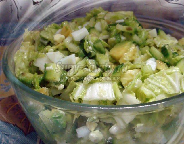 Салаты с авокадо: рецепты для праздника