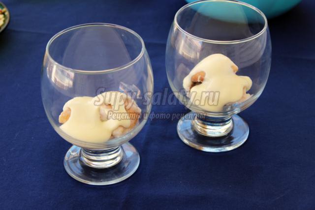 твороженный десерт с миндалем