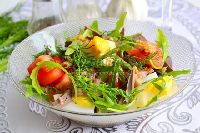 Блюда жаренной рыбы