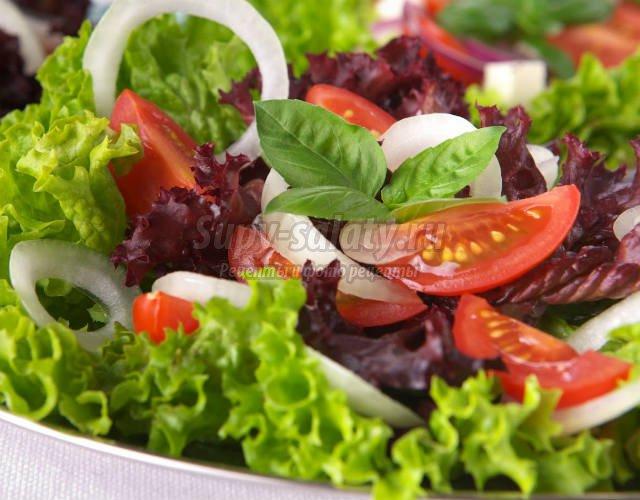 Овощные салаты на Новый год: праздничные рецепты