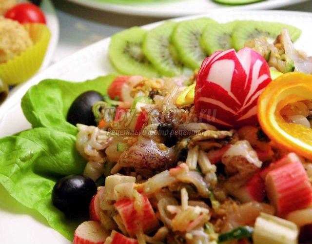 легкий летний салат, летние легкие салаты легкий салат с курицей