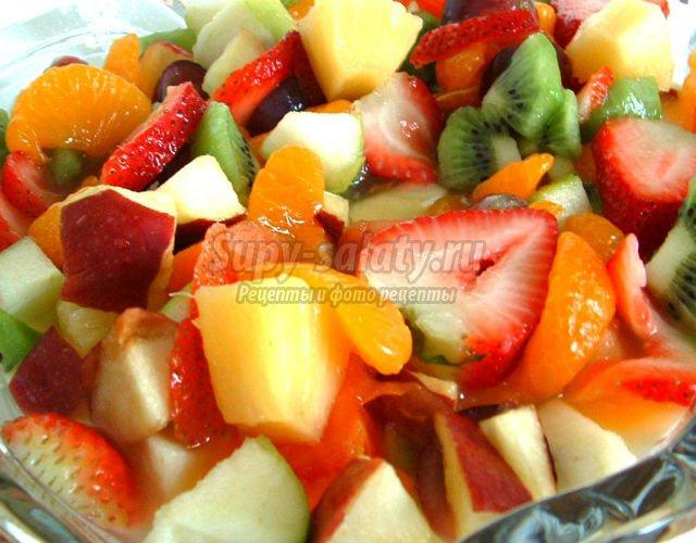 Вкусные салаты летние на день рождения и рецептами 115
