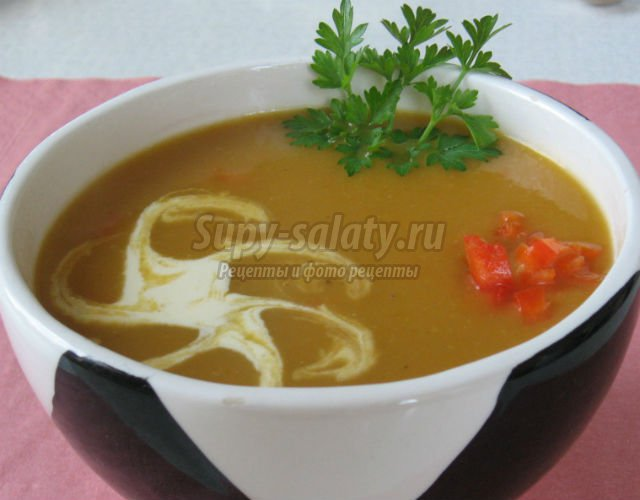 Супы для детей рецепт фото самые вкусные