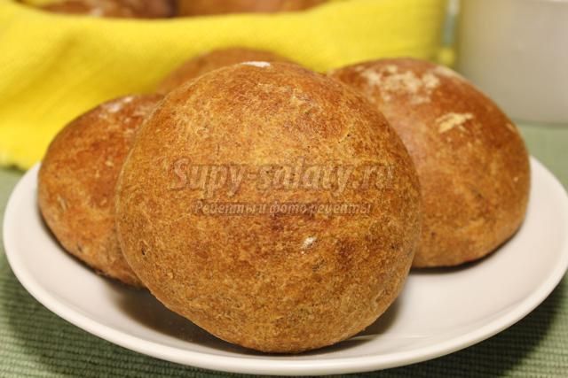 диетические хлебцы с отрубями