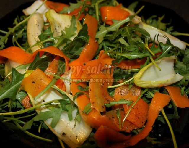 салат - морковка. 20 лучших рецептов