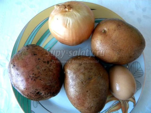 картофельные деруны