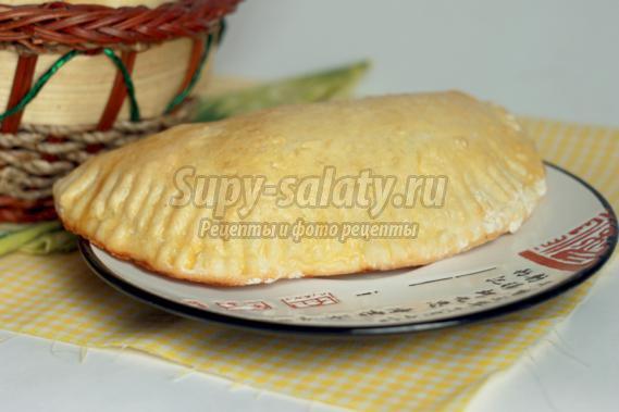 Пирожки с брынзой и оливками