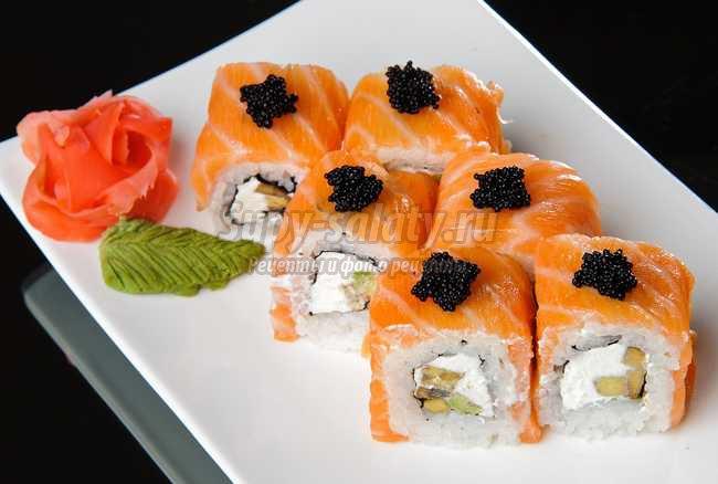 Рецепт приготовления риса для суши