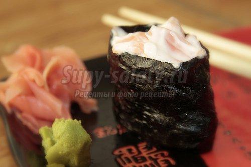 Спайси суши: отличные рецепты