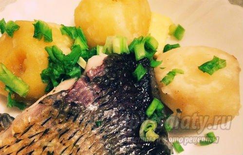 Речная рыба в мультиварке рецепты