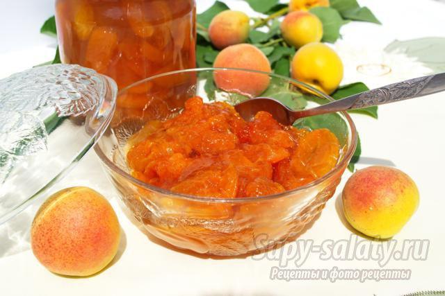 Варенье-желе из абрикос