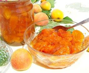 Варенье-желе из абрикос. Рецепт с фото