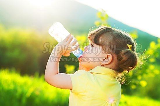 Питьевая вода в школах и детских садах