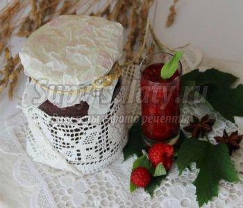 Малиновое варенье. Рецепт с пошаговыми фото