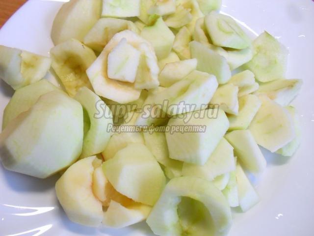 джем из винограда и яблок в хлебопечке