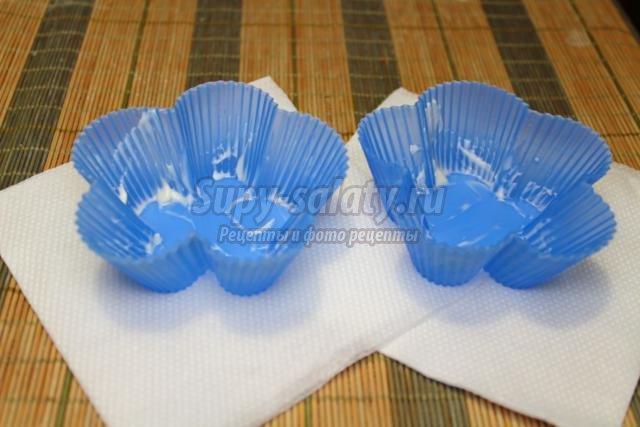 Веганские кексы с сухофруктами, пошаговый рецепт с фото