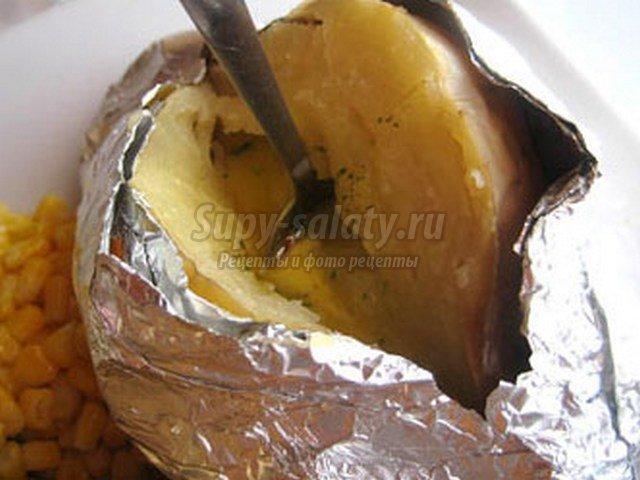 Рецепты картошки в духовке