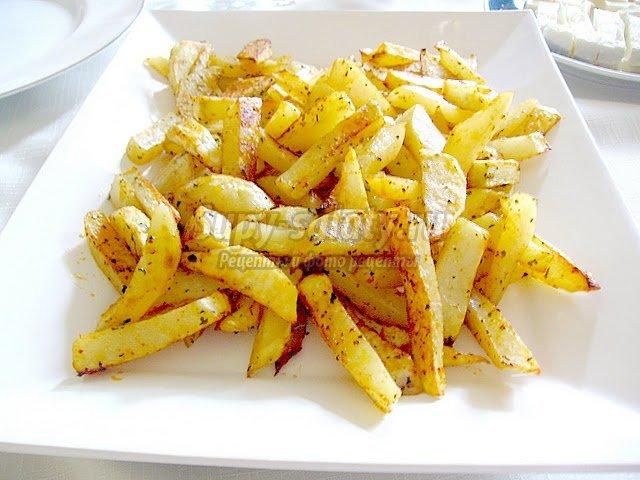 легкие рецепты из картошки в духовке