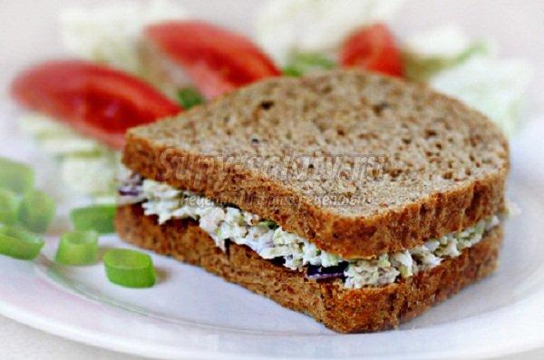Как делать бутерброды в дорогу?