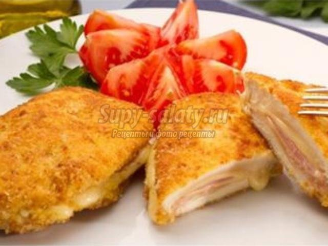 Куриная грудка - рецепты