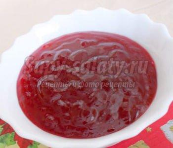 Варенье-желе из красной смородины в хлебопечке. Рецепт с пошаговыми фото