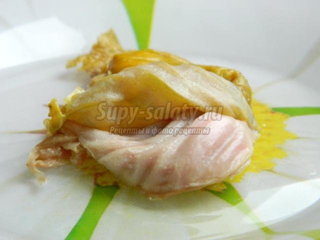 куриные желудки в сметане
