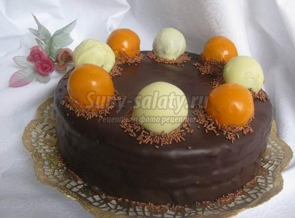 Готовим домашний торт на день рождения
